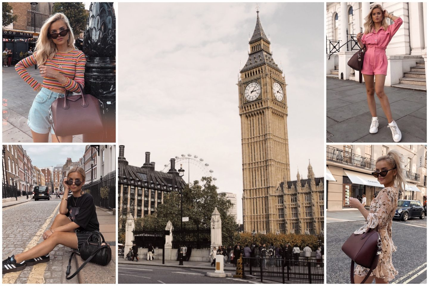 LONDON DIARY + OUTFITS WEEK #26
